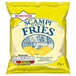 walkers scampi fries 27g