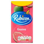 rubicon guava juice 59p 288ml