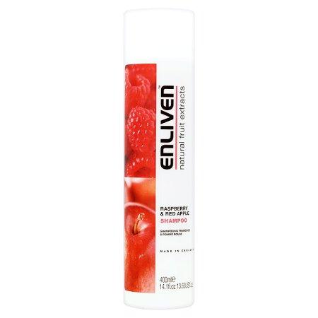 enliven shampoo raspberry apple 400ml