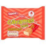 tunnocks caramel log [4 pack] 4pk