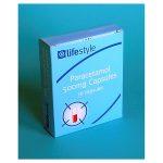 lifestyle paracetamol capsules 16s