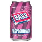 barrs raspberryade 49p 330ml