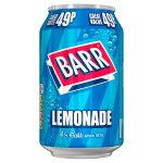 barrs lemonade 49p 330ml