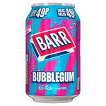 barrs bubblegum 49p 330ml