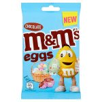 m&m egg sharing bag 80g
