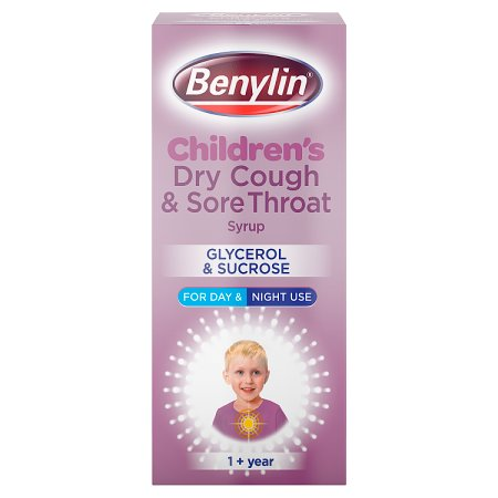 benylin child blackcurrant dry cough [6 for 5] 125ml