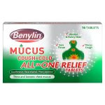 benylin mucus tablets [6 for 5] 16s