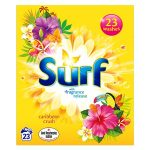 surf powder caribbean crush 23wash 1.6kg