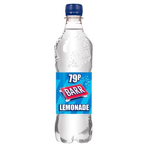 barrs lemonade 79p 500ml
