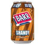 barrs shandy 49p 330ml