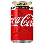 coke zero vanilla 59p 330ml