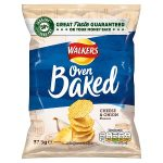 walkers baked cheese & onion 37.5g