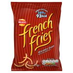 walkers french fries worcester sauce 21g