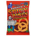johnnys spicy rings 25p 22g