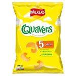 quavers [5pack] 16g