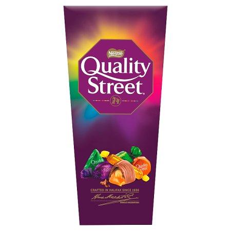 quality street 240g
