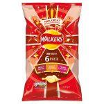 walkers meaty [6 pack] 25g