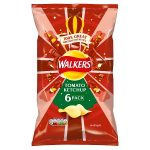 walkers tomato ketchup [6 pack] 25g