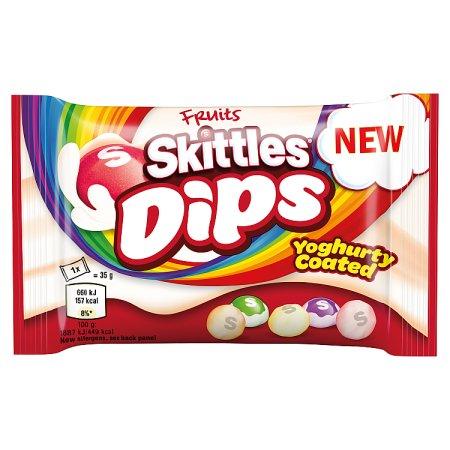 skittle dips 35g