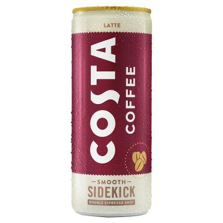 costa latte 250ml