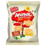 golden wonder animal adventures snack 18.9g