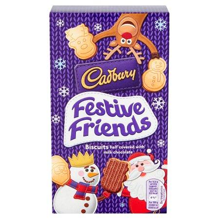 cadbury festive friends 150g