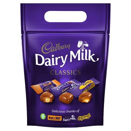 cadbury mixed chunk 400g