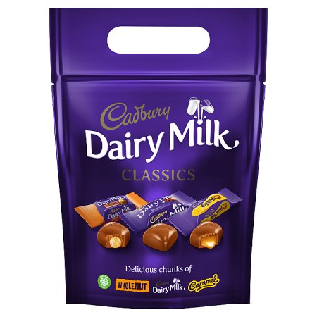 cadbury mixed chunk 400g