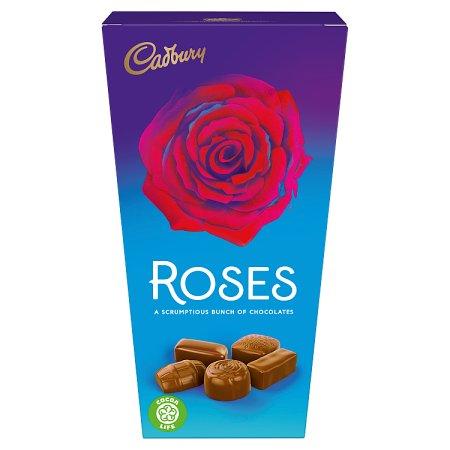 cadbury roses carton 69g