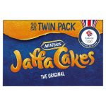 mcvities jaffa cakes twin pack 6pk