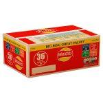walkers variety box 25g