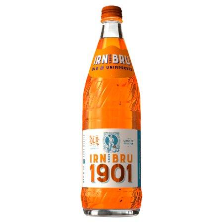 irn bru 1901 nrb glass 750ml