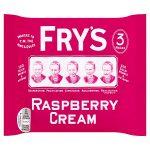 frys raspberry [3 pack] 147g