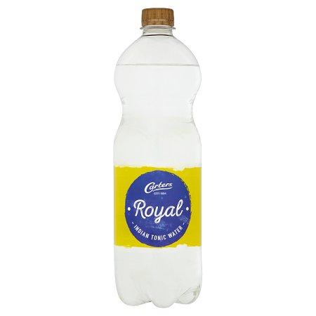 carters royal tonic water 1ltr