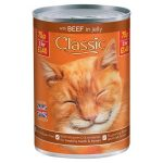butchers classic cat beef 75p 400g