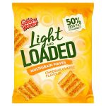 golden wonder cheese light n loaded 19g