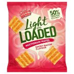 golden wonder smoky bacon light n loaded 19g