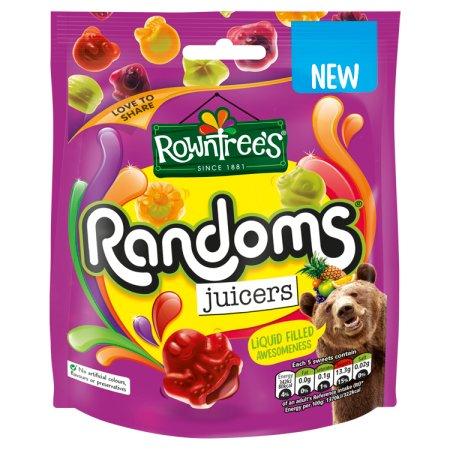 randoms juicers 140g