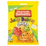 maynards jelly babies chicks 165g