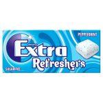 wrigleys extra refreshers peppermint 7pcs