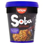 nissin soba cup noodles yakitori chicken 89g