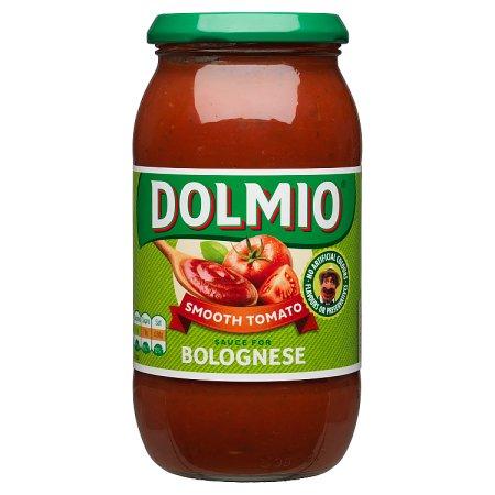 dolmio bolognese smooth tomato 500g