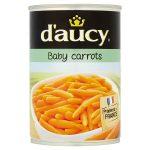 daucy carrots extra fine 400g