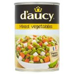 daucy mixed vegetables 400g