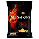 walkers sensations thai sweet chilli 150g
