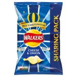 walkers cheese and onion 175g