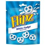 flipz pretzels white chocolate 90g