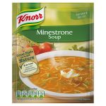 knorr 1.5pt minestrone soup 62g 62g