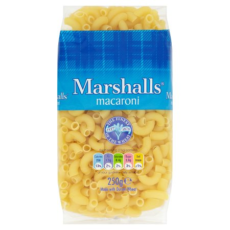 marshalls macaroni 250g