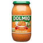 dolmio pasta creamy tomato 500g
